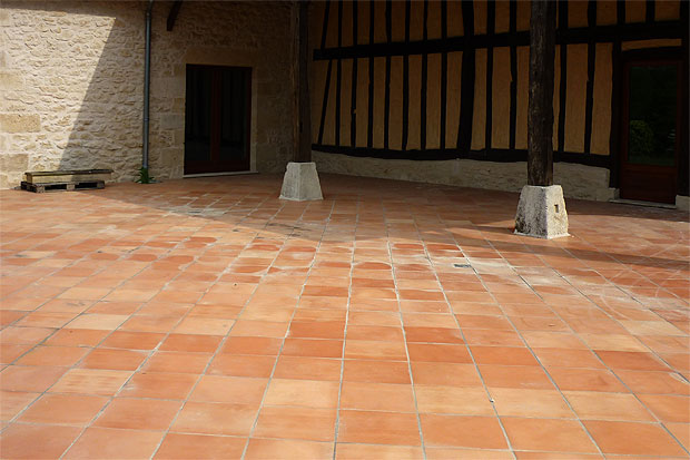 Carrelages exterieur terrasse for Carrelage exterieur