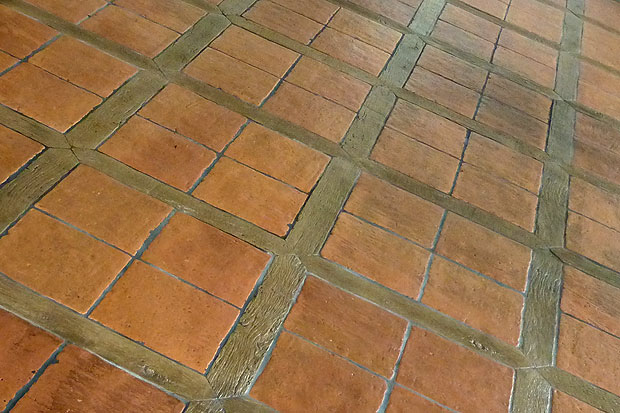 Design sols carreaux de ciment 12 bordeaux bordeaux sols - Carreau ciment bordeaux ...